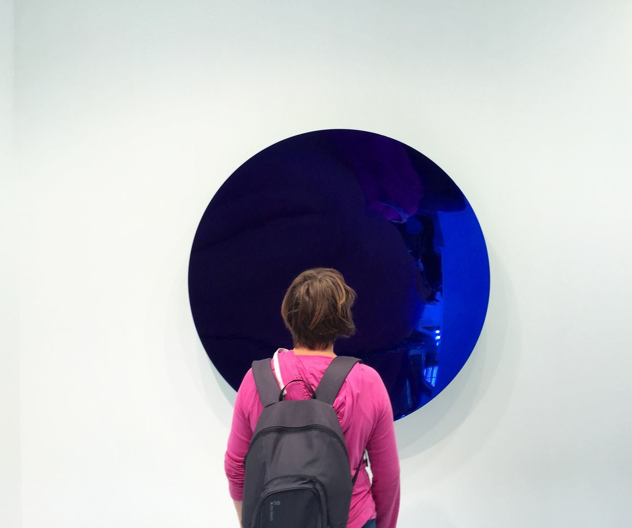 Art Inspection Art Fiac Anish Kapoor People People Watching People Watching Art My Favorite Photo