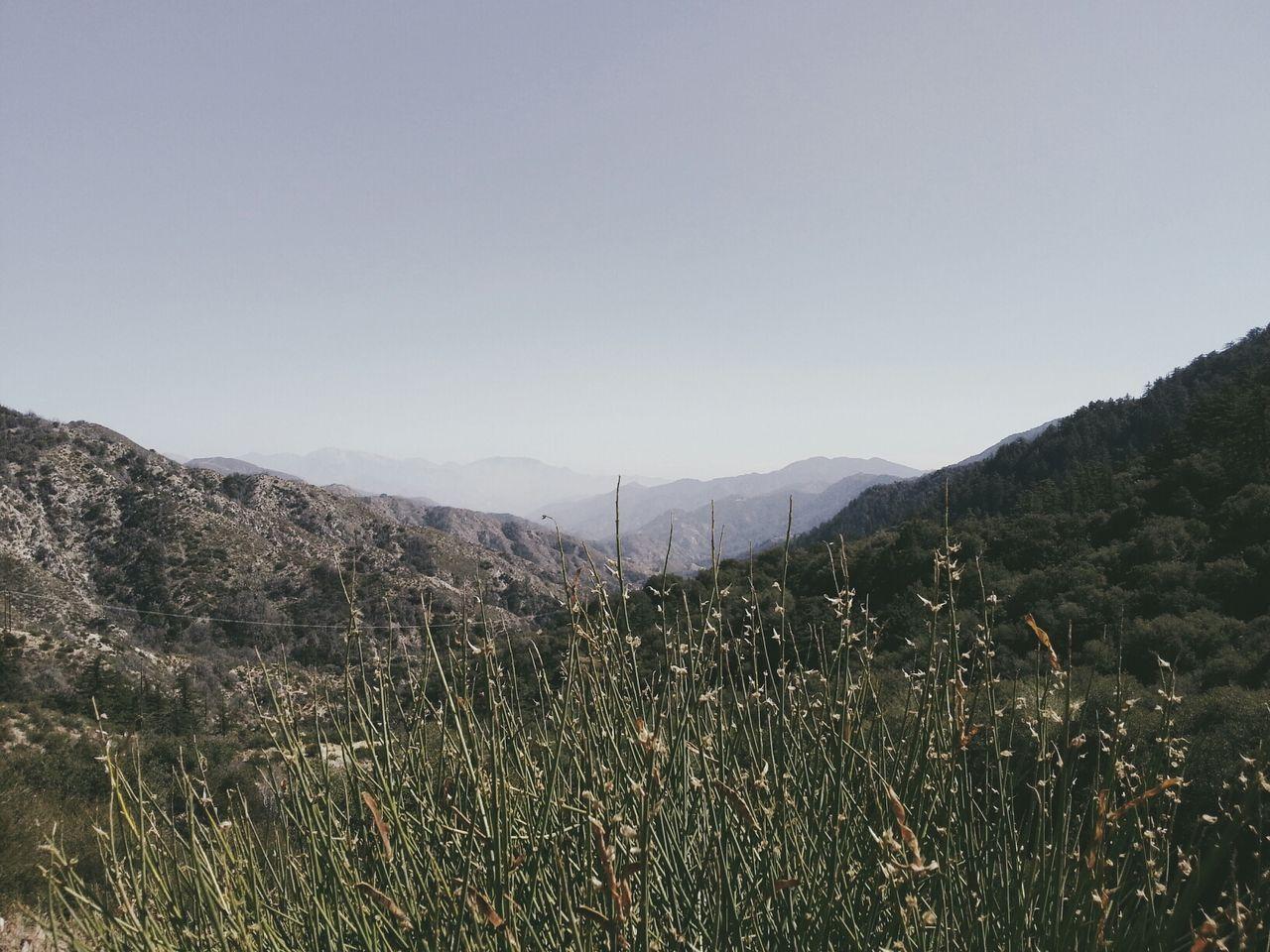 San Gabriel Mountains Vscocam Fltrlive Shootermag