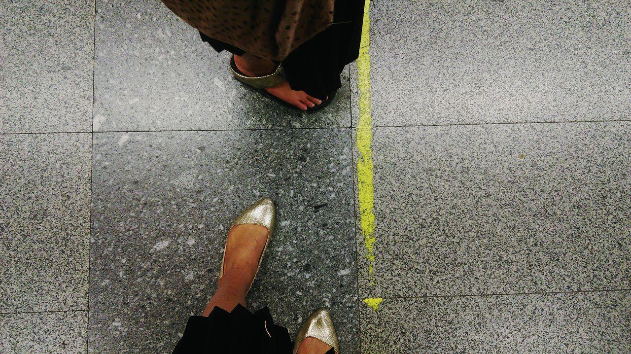 รอด้วยกัน Subway Underground Public Transportation University Life Enjoying Life Withfriend From Where I Stand