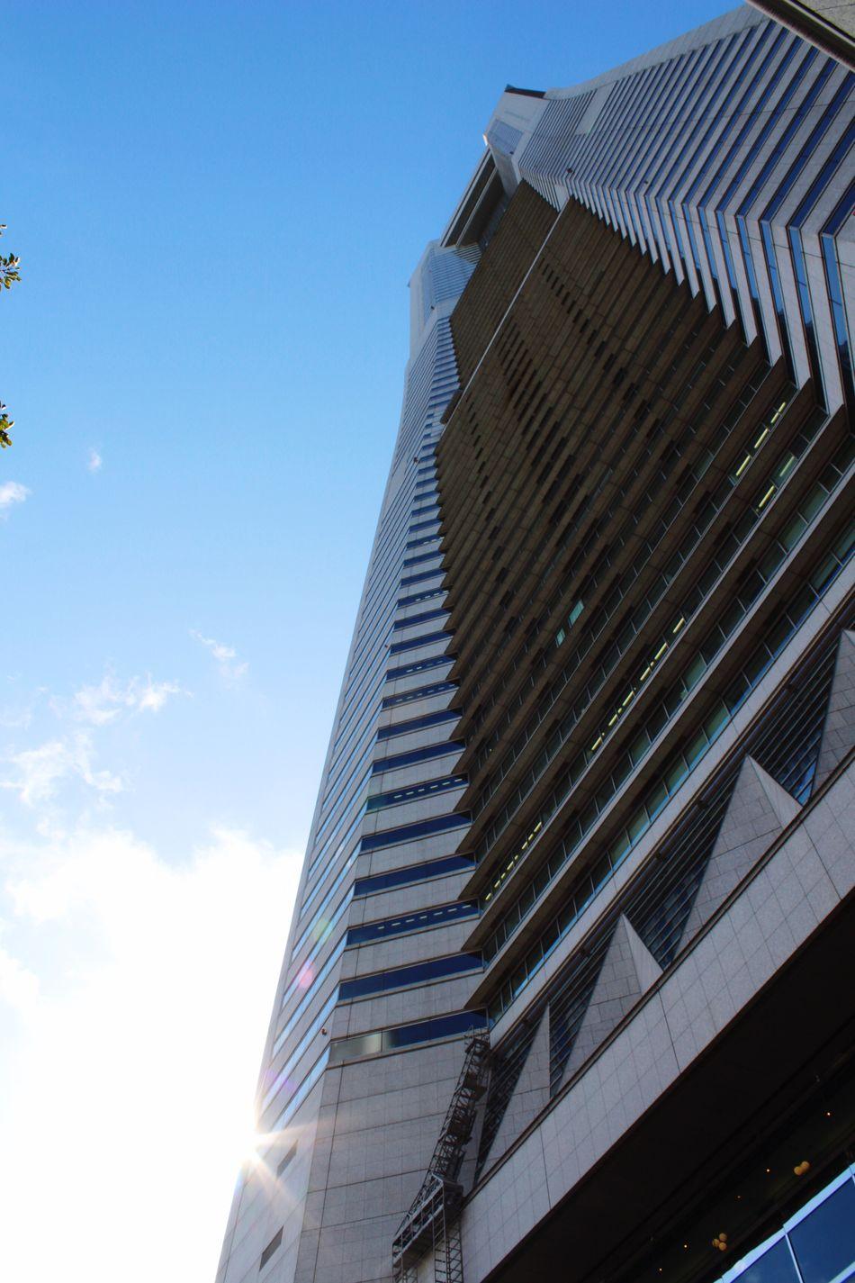 みなとみらい Goodday Yokohama EyeEm Sky Collection ランドマークタワー