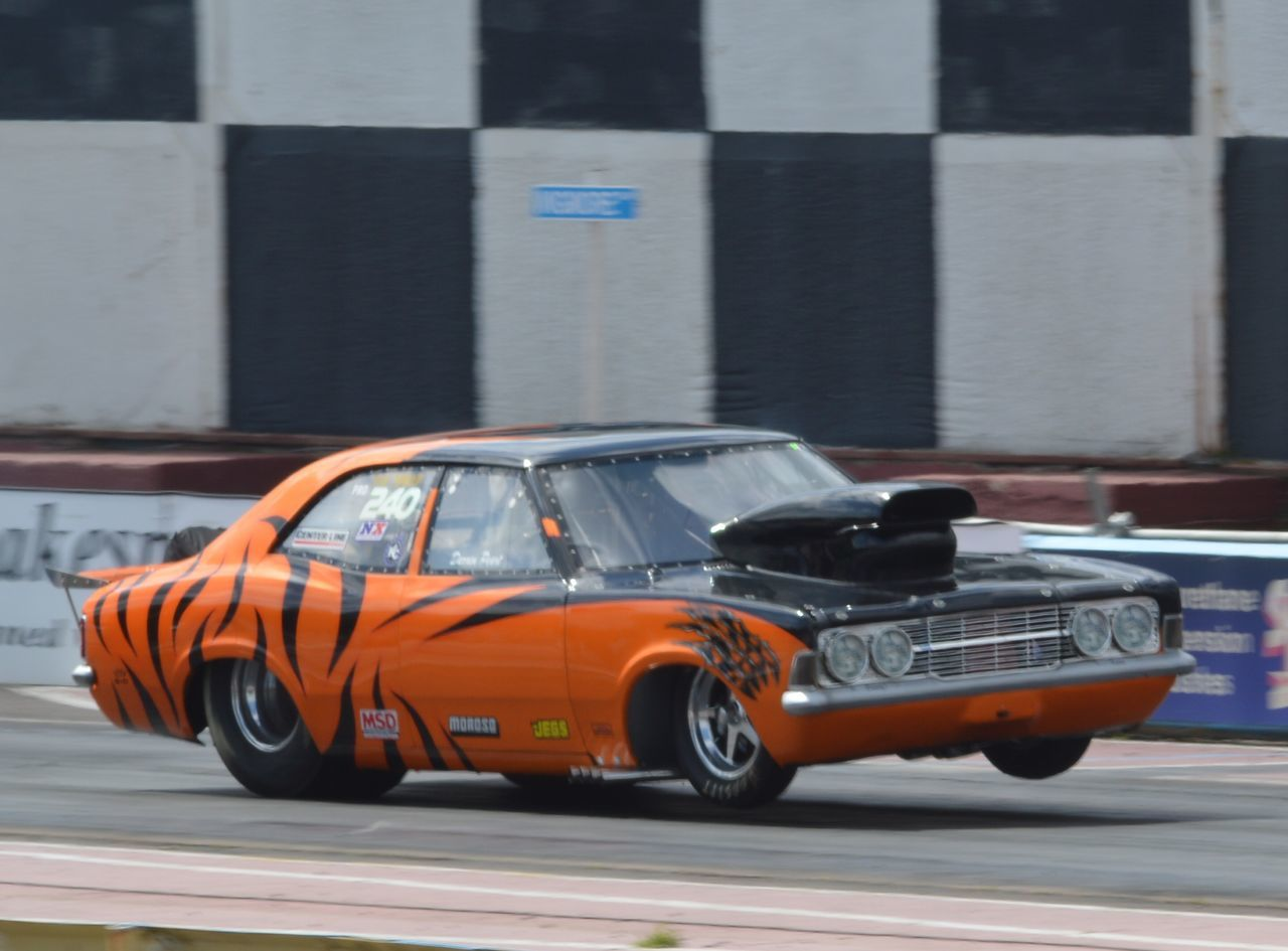 Drag Racing Racetrack Ford Ford Cortina Car Photography Classic Car Dragster Wheelie Motorsport Happy Days At The Track Capturing Movement No Filter, No Edit, Just Photography Shakespeare County Raceway