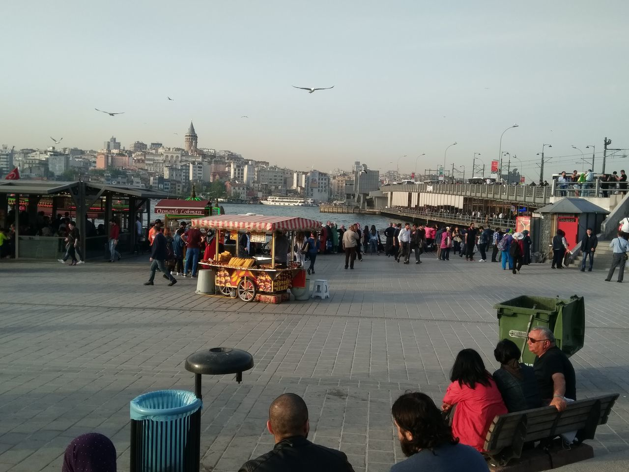 Eminönü/ İstanbul Large Group Of People Crowd City People Travel Destinations Cityscape Outdoors Group Of People Vacations Sky Urban Skyline Adult Day Politics And Government Ice Rink Adults Only