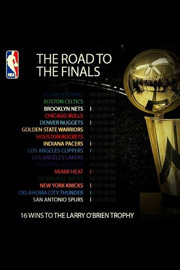 Hanging Out NBA Playoffs