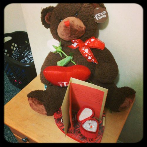 what my boyfriend gave me <3