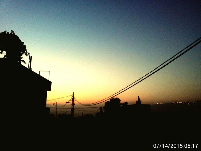 ليلة القدر Nablus Sun Rise Sun الجمال  Taking Photos Hi!