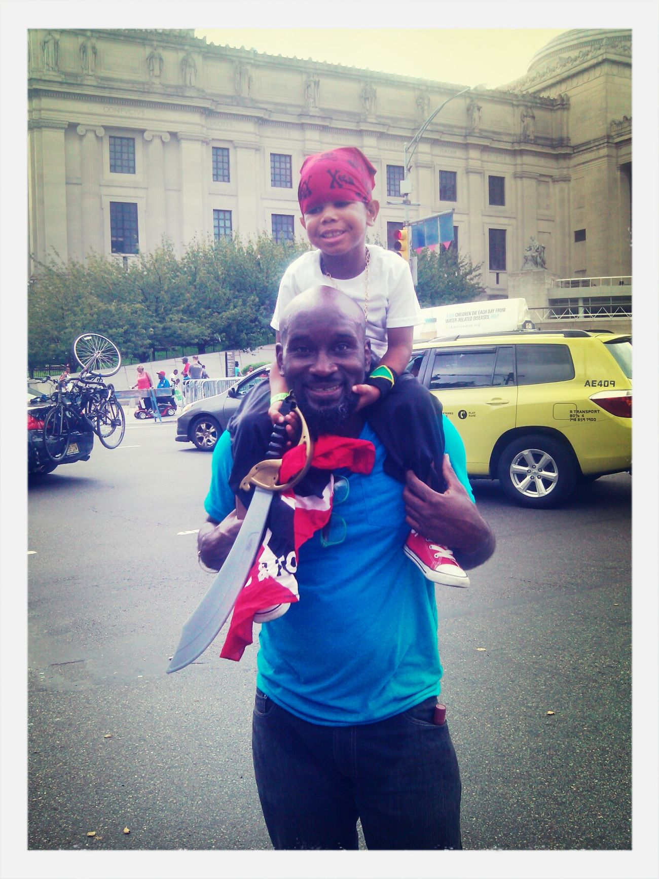 Childrens Parade Labor Day BK My Lil Buddy