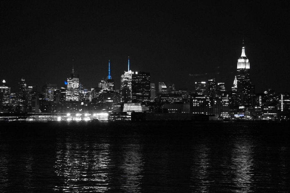 New York City across the Hudson river from Hoboken Taking Photos New York City Hoboken