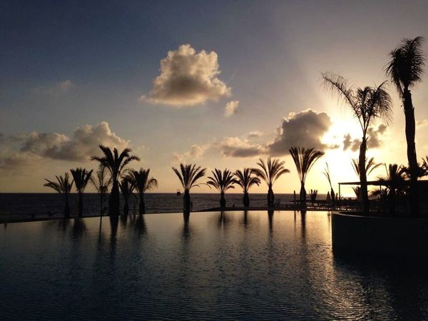 Pafos Open Edit Traveling OpenEdit Sunset