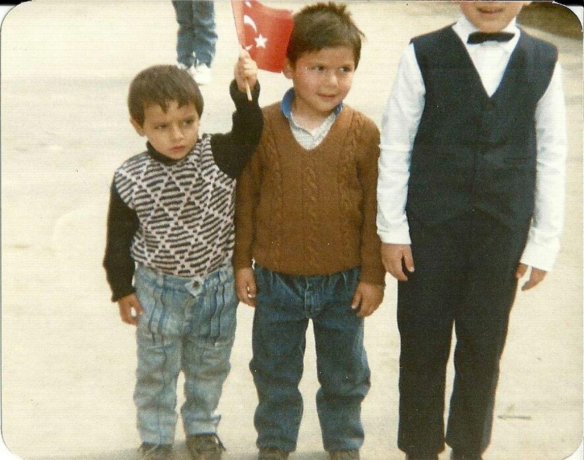 Children's Holiday Children's Day My Brothers (: Hello World Cheese! Family ıstanbul, Turkey Nostalgic  No Filter 23 Nisan