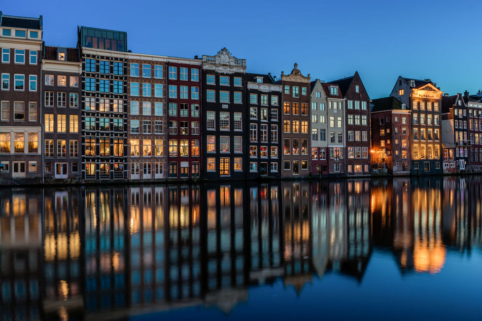 Beautiful stock photos of twilight, Amsterdam, Architecture, Building Exterior, Built Structure