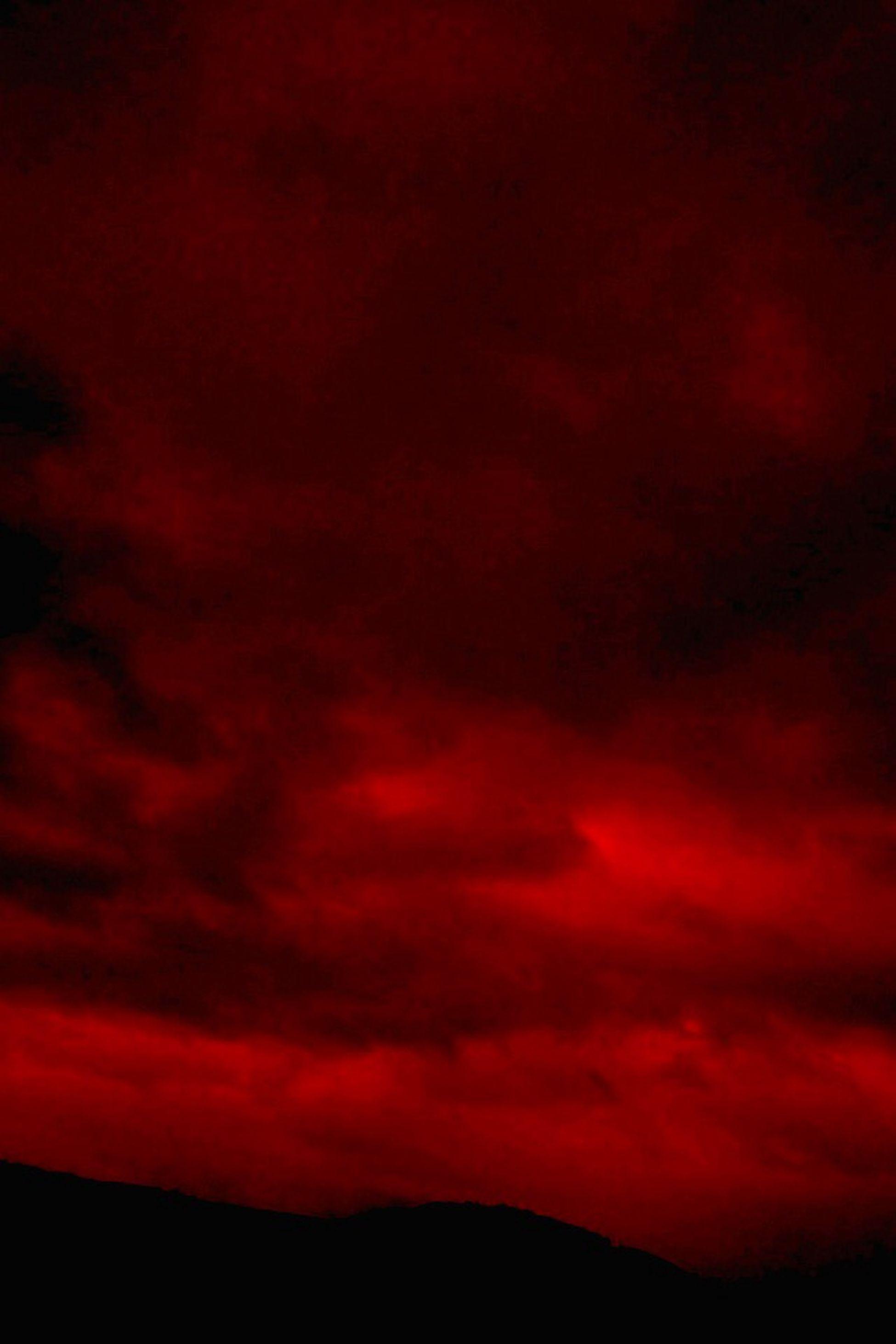 Just One Sky Le Ciel Devient Rouge Quand Le Soleil Devient Froid Parfum