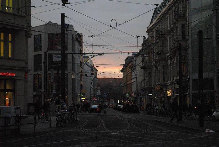 City Germany City Life