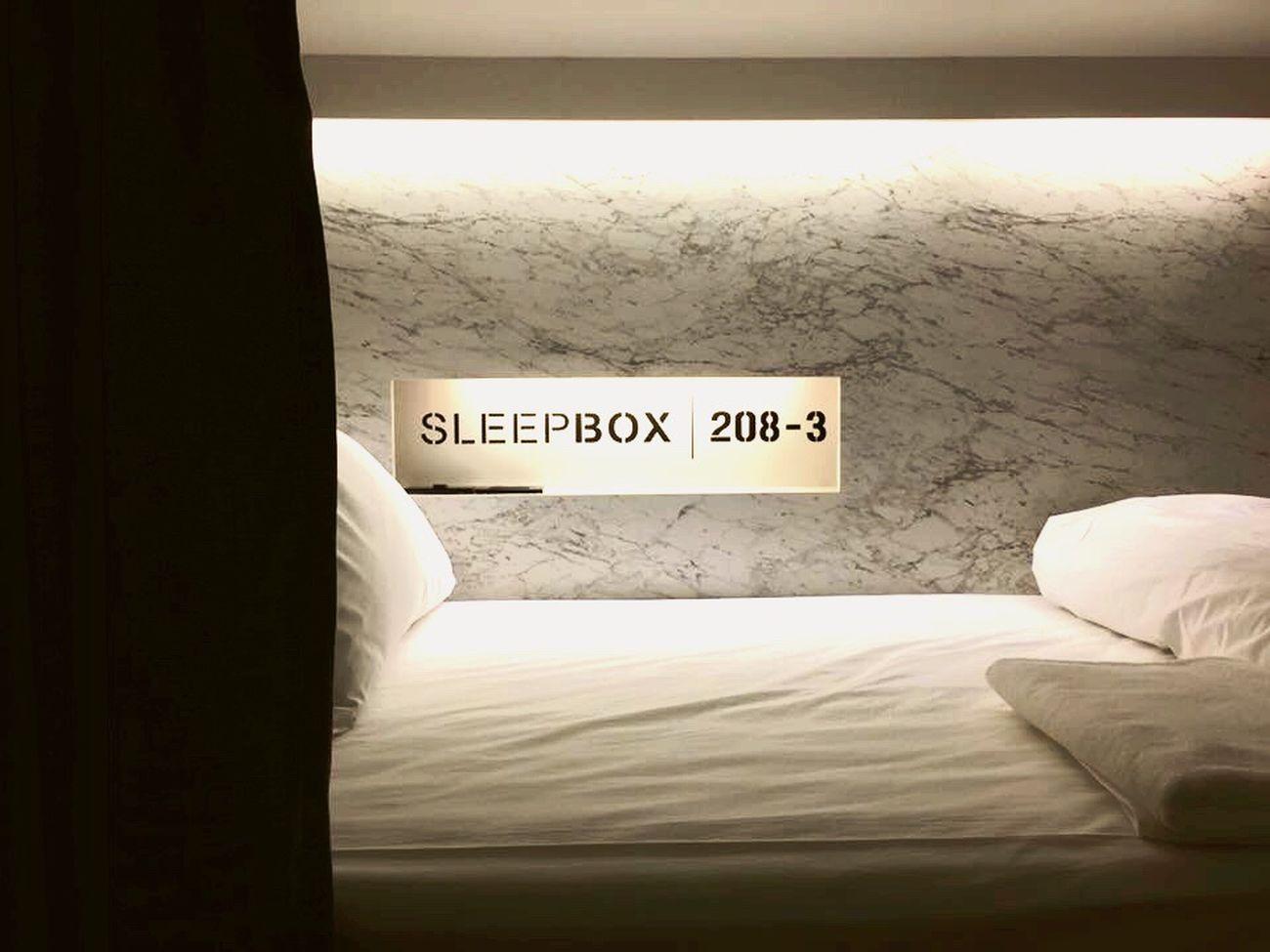 Sleepbox Hostel 5 Star Service Bed Sukhumvit 22
