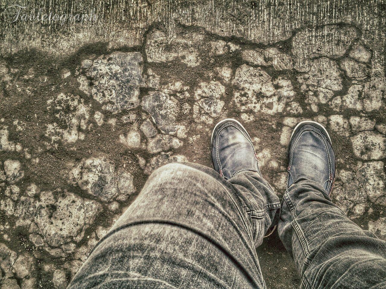 Vintage Just Me Crocs Floortraits
