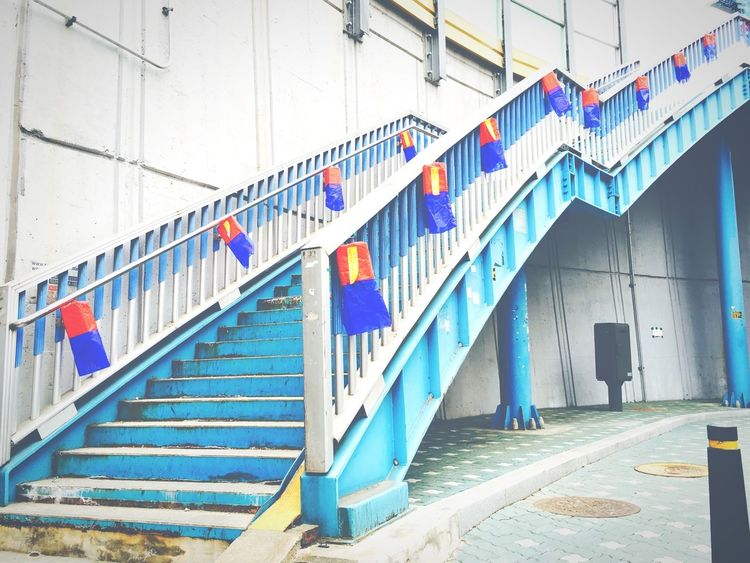 Koreanlight Stairs Stairways Fullmoonparty Fullmoon Festival Fullmoonday