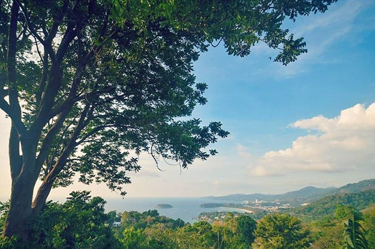 Welcome SUMMER ! Welcome To Thailand . Phuket Beach Landscape Thailand Nikon Amazingthailand Summer Travel