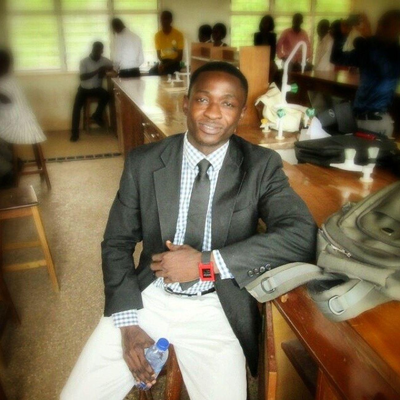 After Final Year presentation. All smiles..thank God UDS14 KampusLife 2014grads