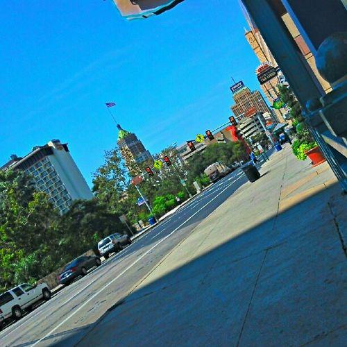 Downtown San Antonio RiverCenterMall Skyline TowerOfLife