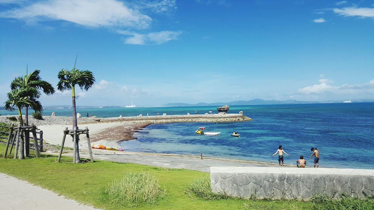 Okinawa Beach - japan