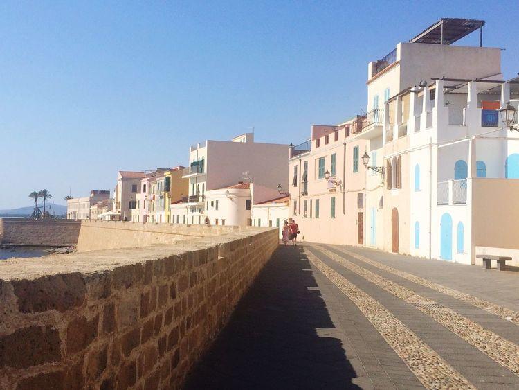 Sardinia Alghero Day Sunlight