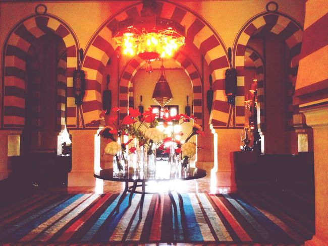 Inside the Old Cataract Palace Hotel in Aswan Egypt Mobile Photo Lovely Day Check It Out Enjoying Life Walking Around Hello World