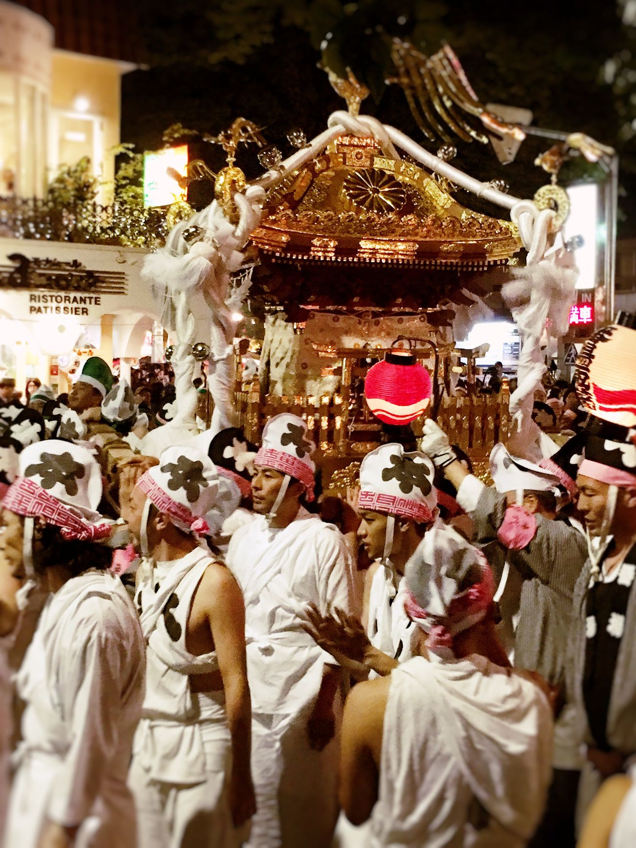 大國魂神社 くらやみ祭り Tokyo,Japan Japan Japanese Culture Festival Shrine TheOldShrine