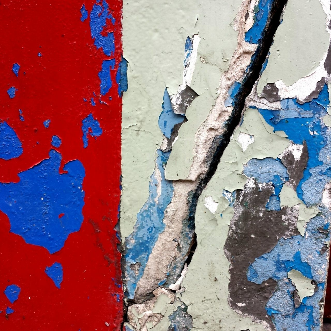 Wall Abstract Paint Decay Unintentionalart Accidentalart Unintentional Art Accidental Art
