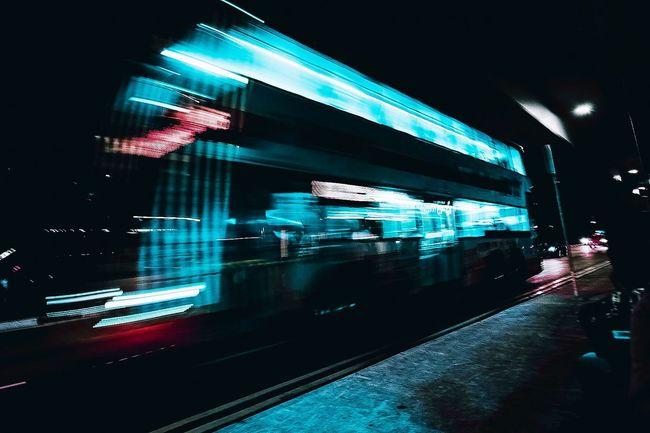 Illuminated Transportation Night Travel Vertical Speed Blurred Motion City Public Transportation Motion Subway Train Architecture Outdoors No People Streetphotography Silhouette Like4like Shoo2kill Street Moodygrams ExploreEverything TheCreatorClass Illgrammers