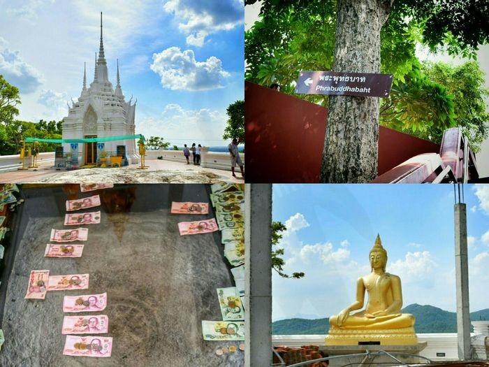 วัดพุทธฉาย สระบุรี ประเทศไทย Thailand