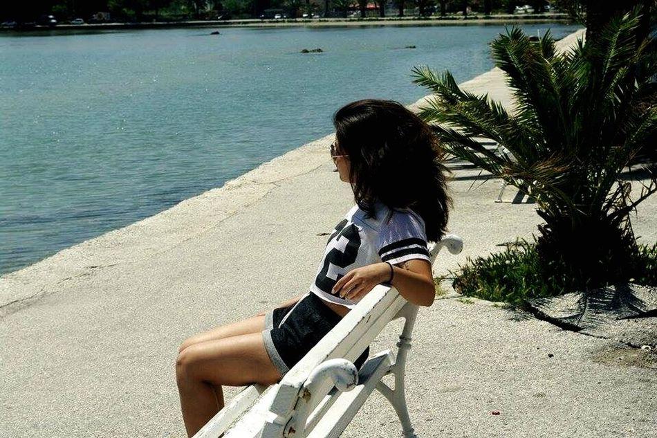Asian  Summer Sun Beach OpenEdit Kroatia Hello World Enjoying Life Nice Day Palms