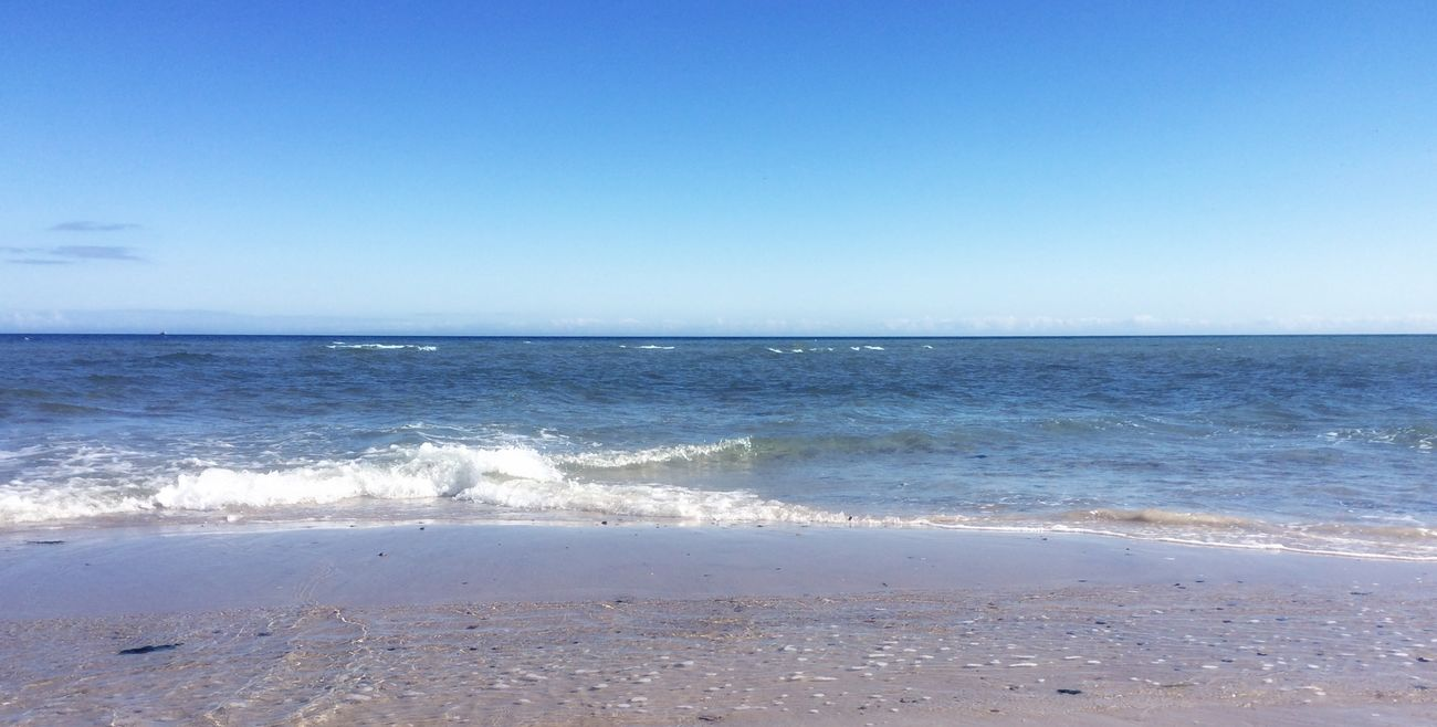 Two Seas Meet KattegatvsSkagerrak Skagen Waves
