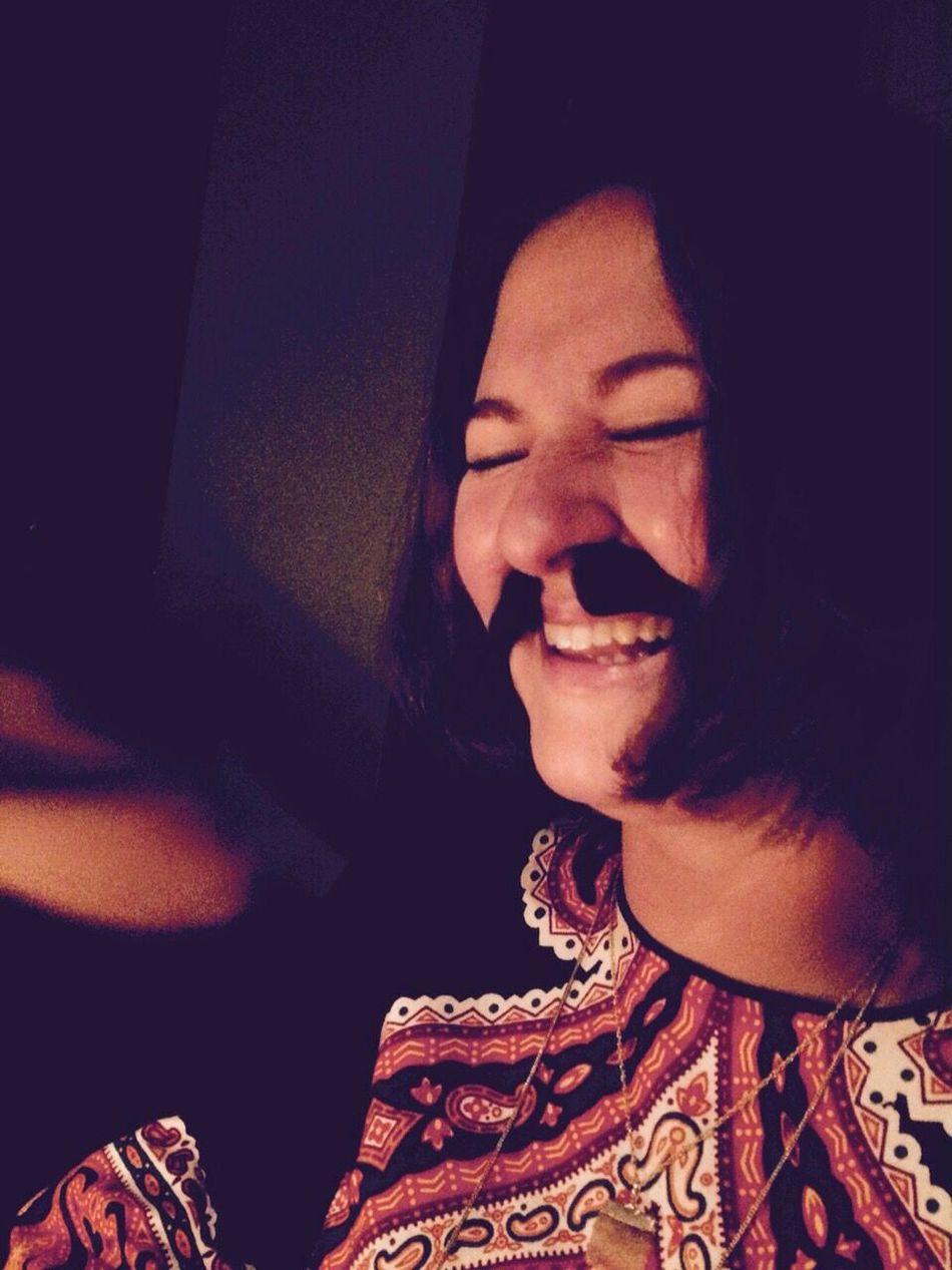 Portrait Of A Friend People Photography Portrait Color Portrait Smile Joke Laughing Authentic Moments Family Time Open Edit