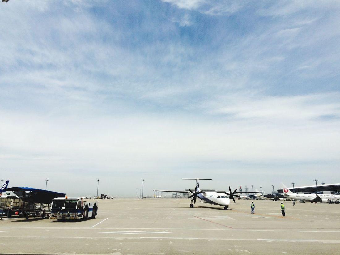 九州 熊本へ✈️ Airport Plane Good Morning Hi!