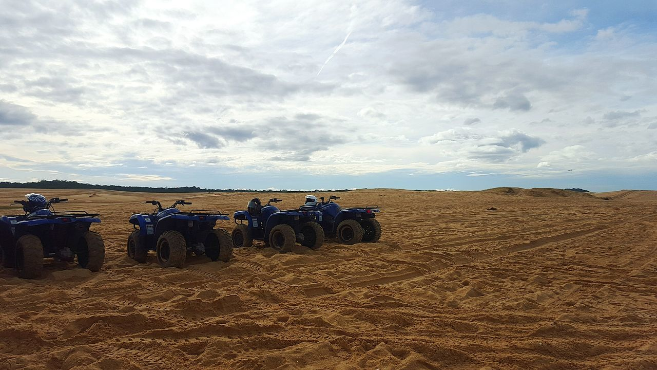 Quad Bikes & Sand Dunes (Taken From Samsung Galaxy S6) NEWTALENTTHEALBUM Newtalent Nelson Bay Nelsons Bay Australia & Travel Australia Adventure Quad Biking Clouds And Sky Sand Sand Dunes Sand & Sea Anna Bay Shipwreck Birthday Celebration
