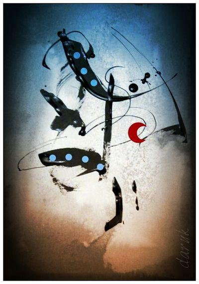 My Art, My Soul... My Artwork Shapes Abstractart Fallen Angels Doitbetter