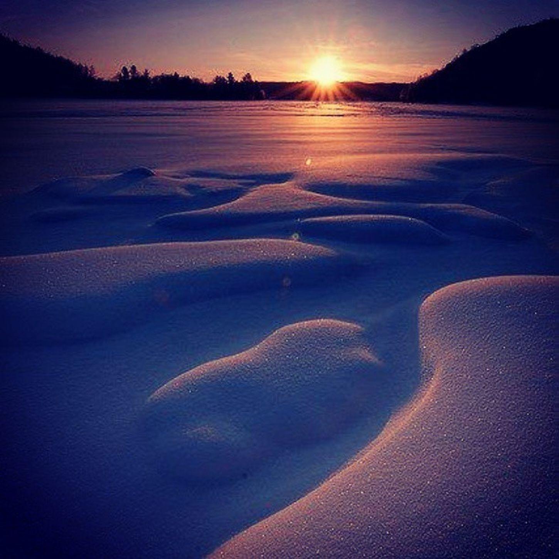 FrozenLand Snow Lake Sunrise Mountains Morning Patterns Mygram Travelgram
