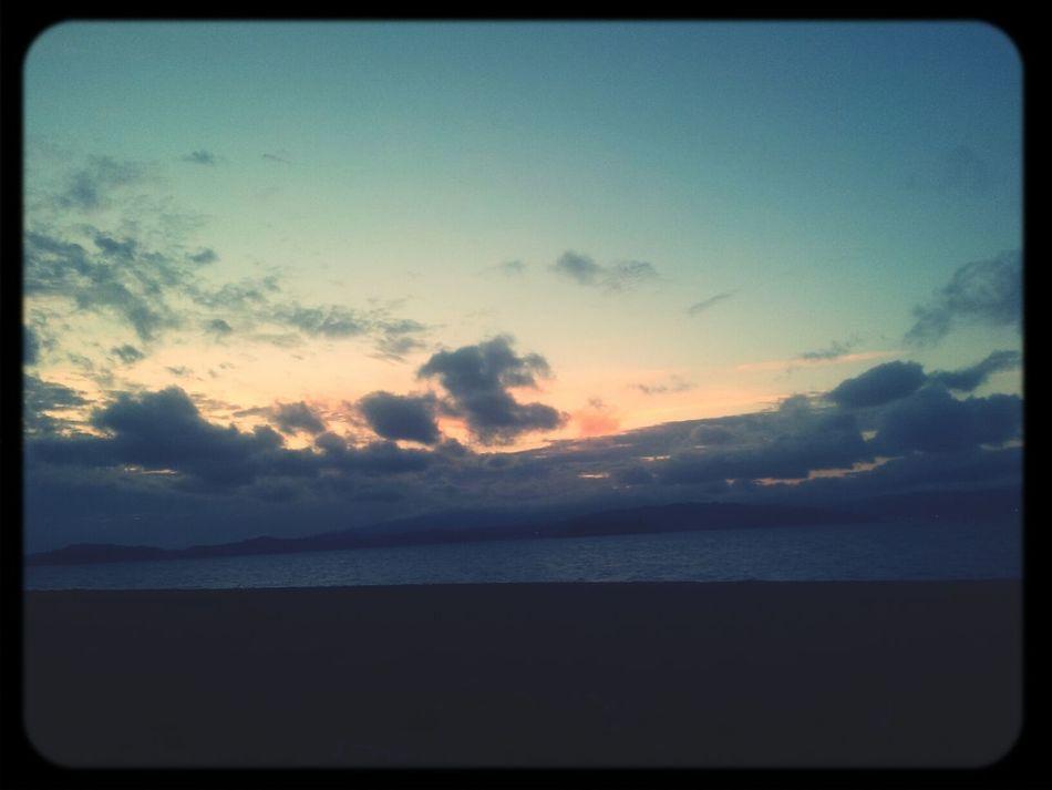 Beach walks before bed Wellington