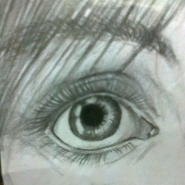beauty is in the eyes of the beholder. and so in his hands Larie Nofilter PaperAndPencil AssignmentNiDoyog talentedkid akomanagerMo