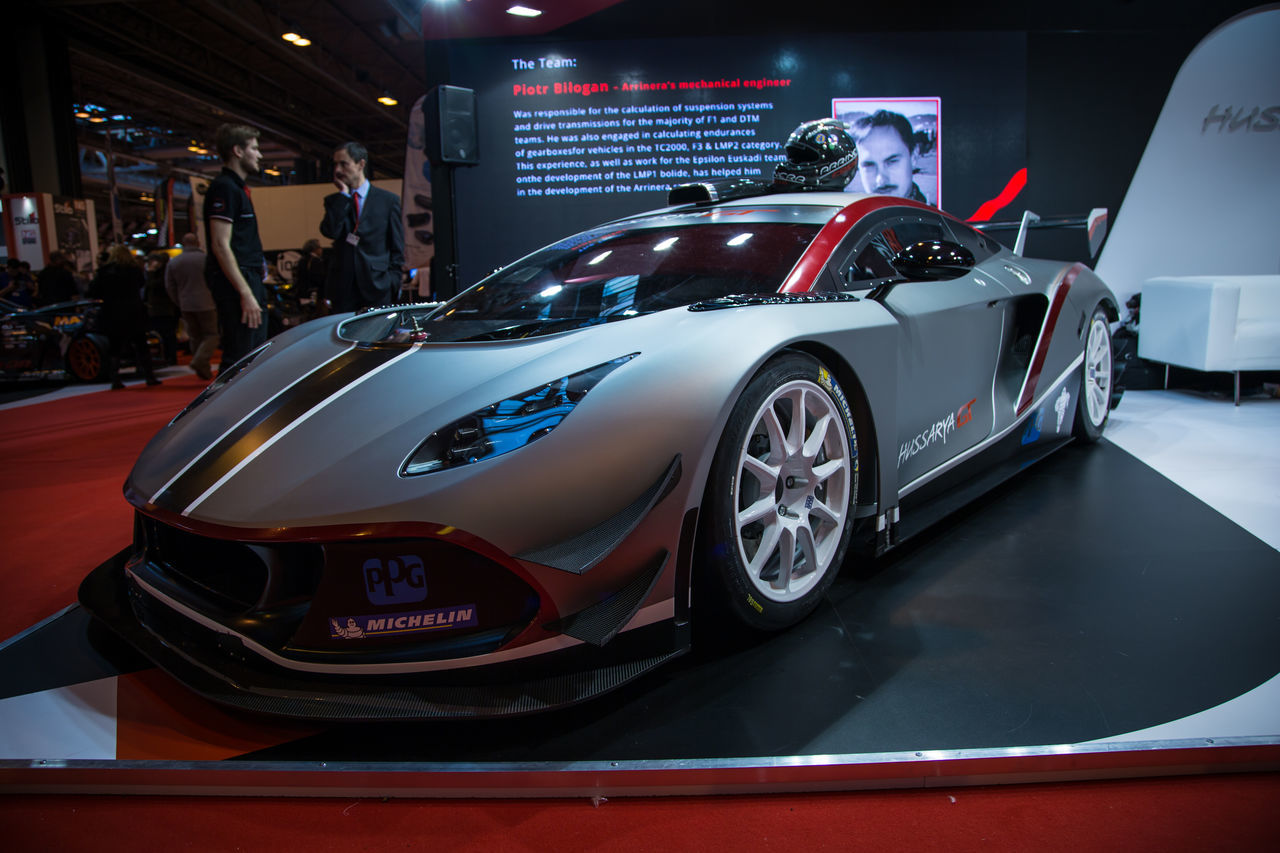 Arrinera Hussarya Arrinera Hussarya Autosport Car Full Frame Gt4 Land Vehicle No People Perspective Shadows Speed Stationary Transportation Wheel