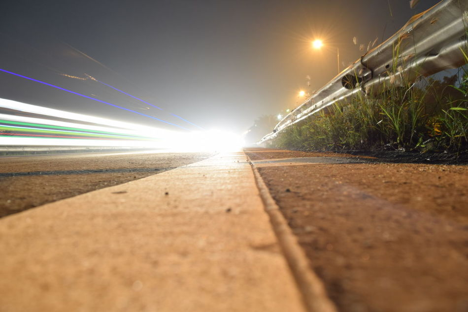 """""""Light at the end of journey"""" Noedit Nikon D3300 INDONESIA Bulbing Night Light Bulb Newbie"""