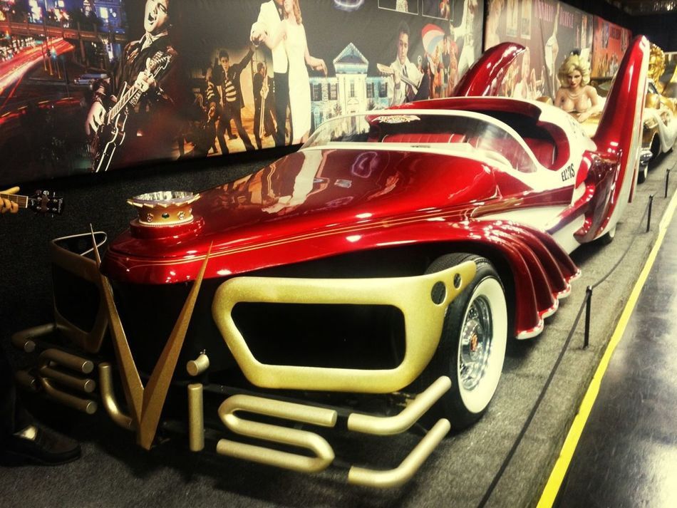 The King's Car