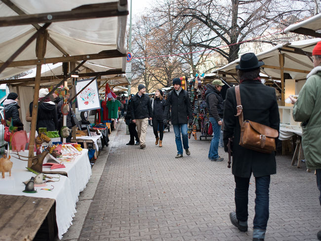 2011 Berlin Berlin Kreuzkölln December Flea Markets Fleamarket Germany Kreuzberg Maybachufer Neukölln Streetphotography Winter Wintertime
