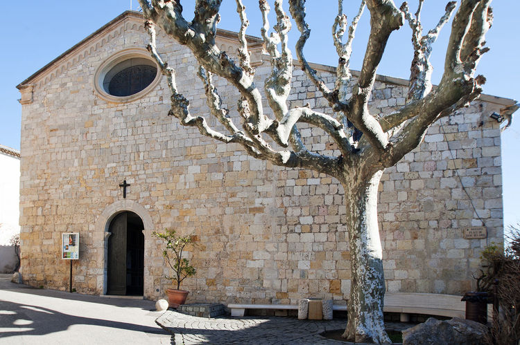 Ancient Ancient Civilization Arch Architecture Brick Wall Building Exterior Built Structure Church History Mougins Old Place Of Worship Religion Ruined Saint-Jacques Saint-Jacques Le Majeur Spirituality Stone Wall Wall