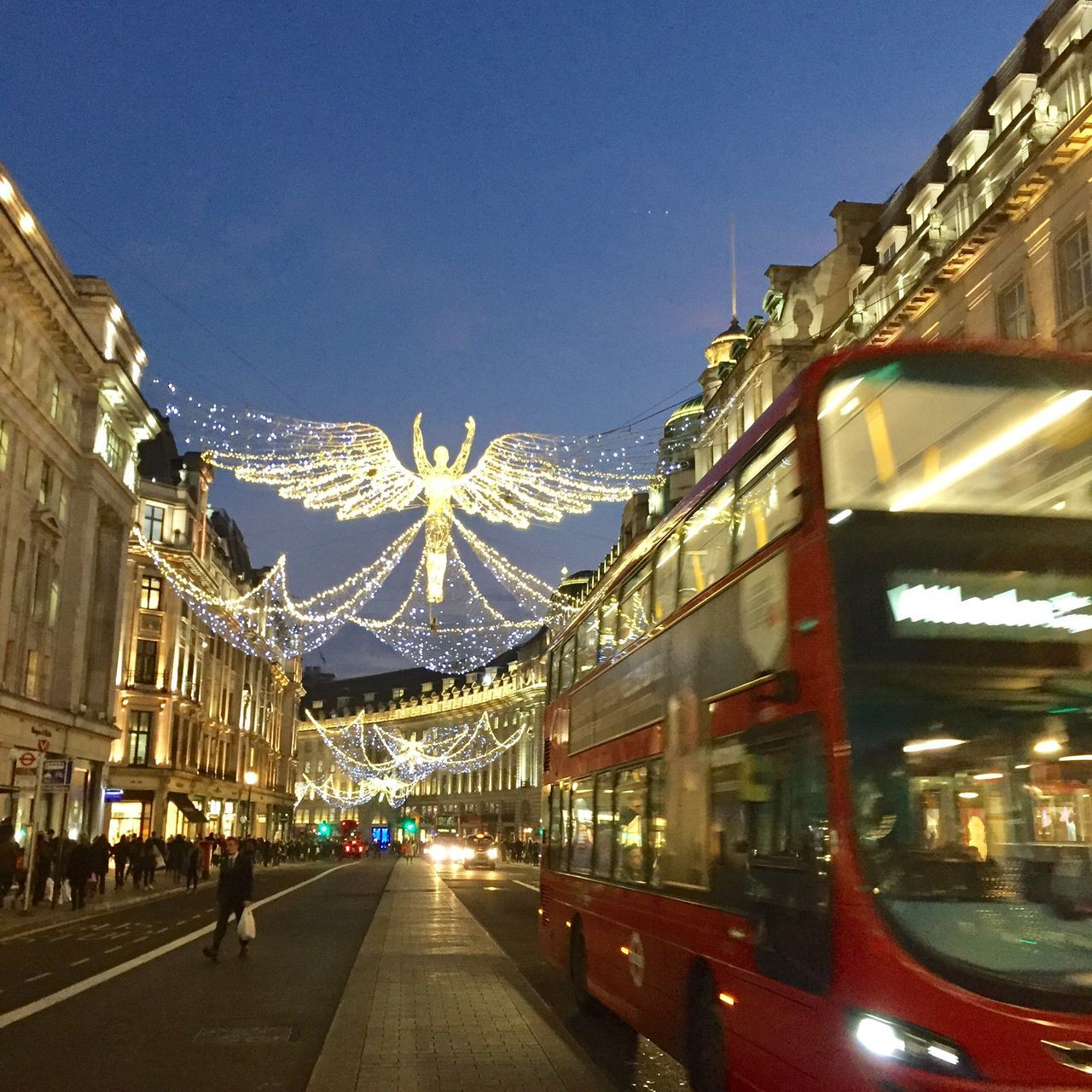 Christmas in London London Regentstreet Christmas EyeEmNewHere