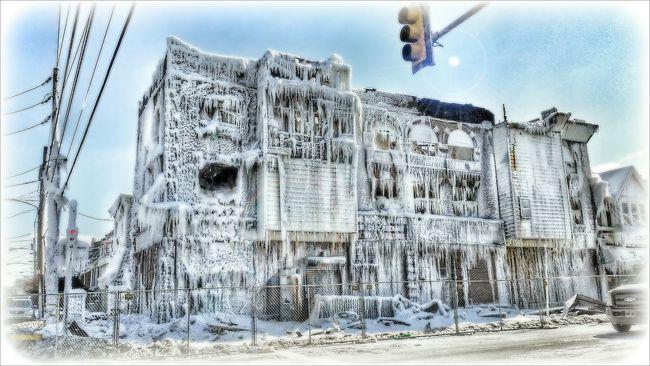 Icesculpture Winter Wonderland Icehouse Philadelphia