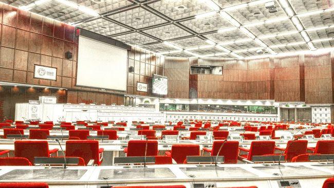 UNECA Meetinghall