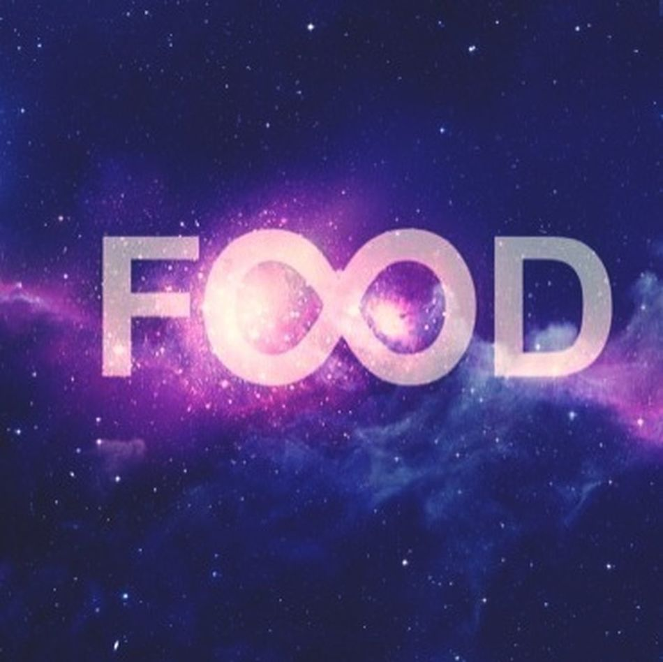 Food is forever