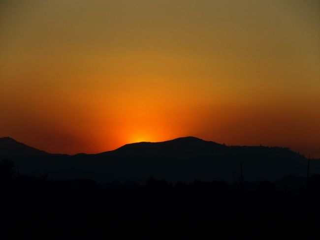 Sunset Mountain Silhouette No People Landscape Outdoors Scenics Tranquility Nature Beauty In Nature Sky Day Wildfire Power In Nature Mountain Range Lake County, Ca View Non-urban Scene Fire Dramatic Sky Silhouette Red Beauty In Nature Nature