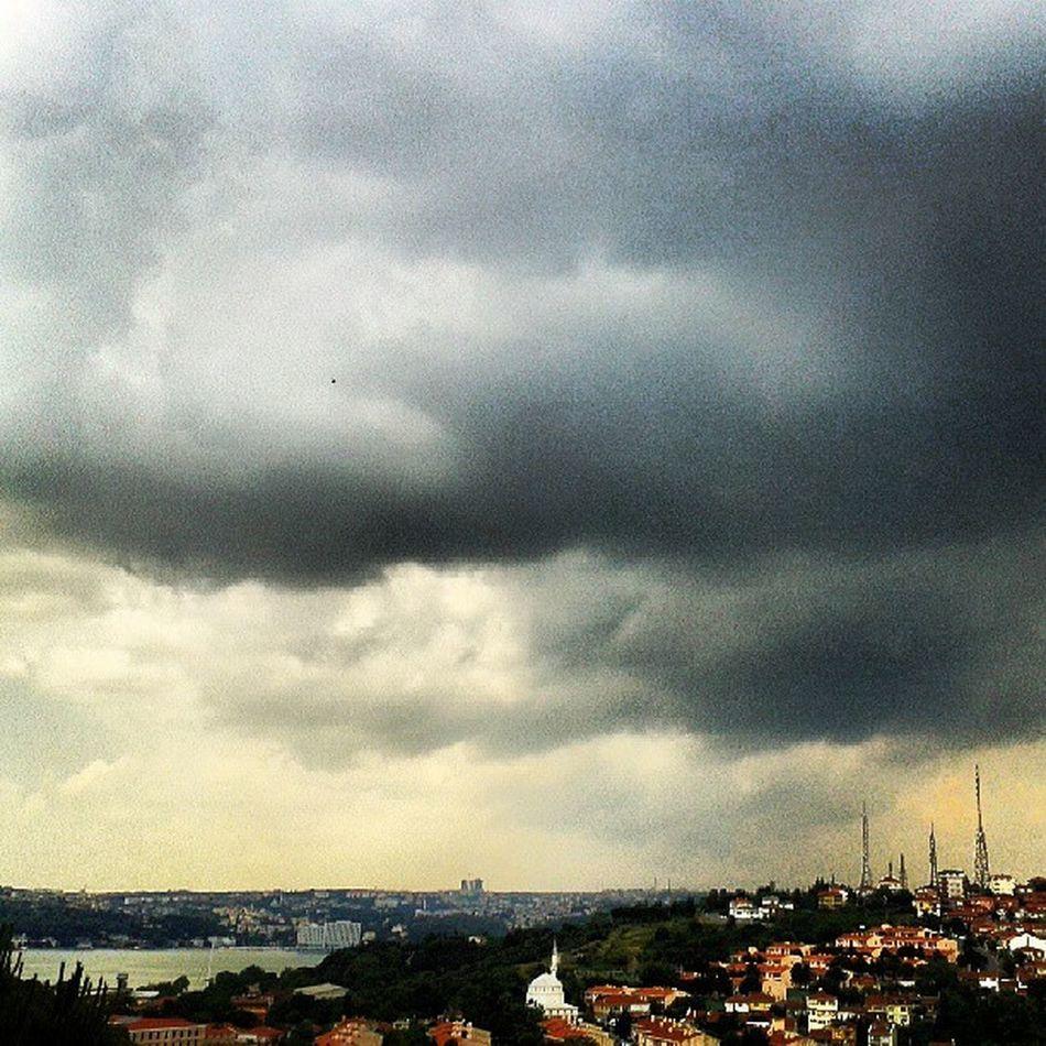 Gürleme, yağma... Beykoz Istanbulbogazi Tarabya Bagustu