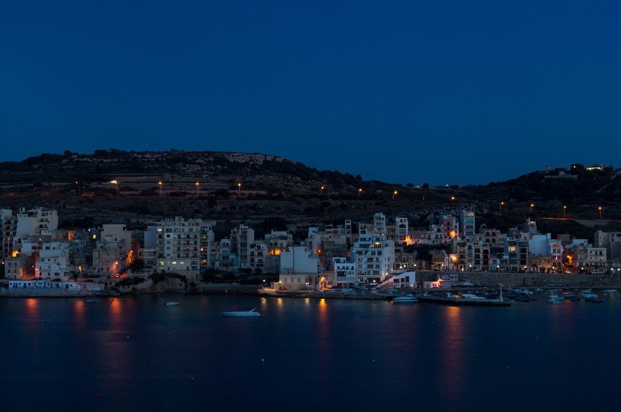 Boot Boote Boats⛵️ Boats Boat Night Lights Night Photography Nightphotography Long Exposure Mediterranean Sea Mediterranean  Sea Port Bay Malta Xemxija Stpaulsbay St Pauls Stpauls
